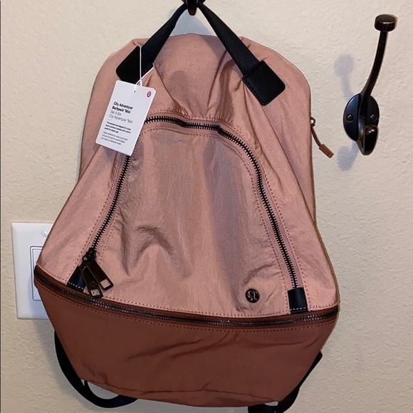 """LULULEMON """"City Adventurer Backpack Mini"""""""